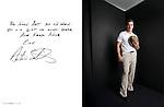 Antonio Saboto, Jr photographed for ART & SOUL