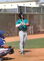 Justin Lavey - Seattle Mariners 2021 spring training (Bill Mitchell)