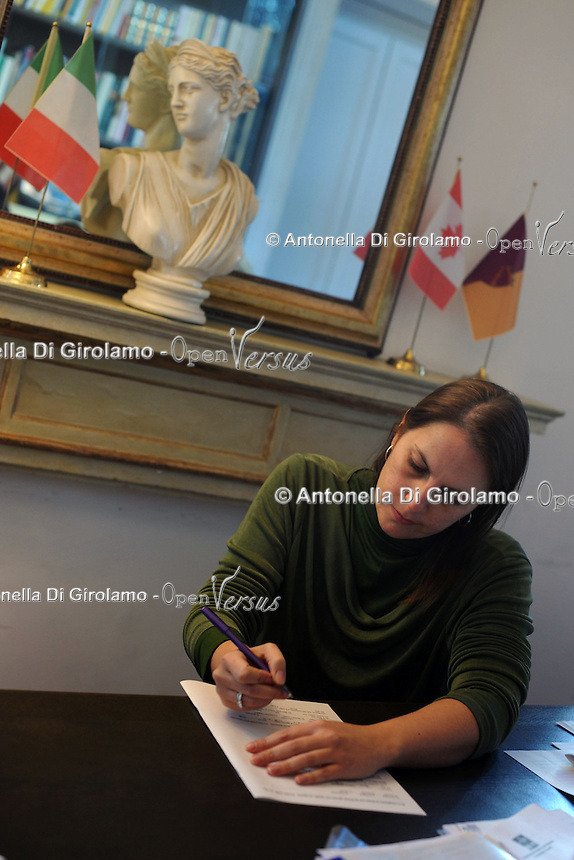 Corso di italiano per stranieri.Test di ingresso.Upter. L' Università popolare di Roma si occupa dell' apprendimento permanente degli adulti.Popular University of Rome is responsible for Life Long Learning.