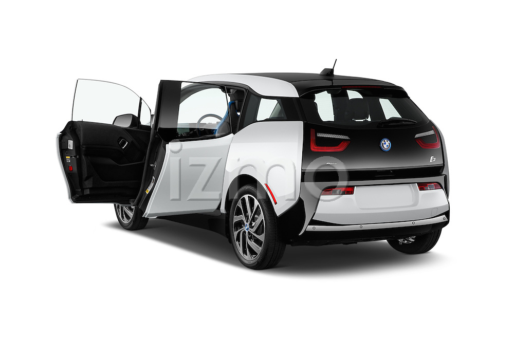 Car images of 2017 BMW i3 Range-Extender 5 Door Hatchback Doors