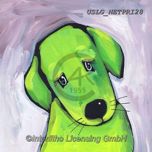 Nettie,REALISTIC ANIMALS, REALISTISCHE TIERE, ANIMALES REALISTICOS, paintings+++++,USLGNETPRI28,#A#, EVERYDAY pop art