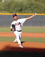 Clayton Andrews - USA Baseball Premier 12 Team - October 25- 28, 2019 (Bill Mitchell)