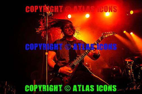 TRIVIUM, LIVE, 2012, <br /> PHOTOCREDIT:  IGOR VIDYASHEV/ATLASICONS