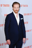 """Damian Lewis<br /> poses at the Washington Hotel before the premiere of """"Our Kind of Traitor"""" held at the Curzon Mayfair, London<br /> <br /> <br /> ©Ash Knotek  D3113 05/05/2016"""