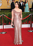 Emilia Clarke attends The 20th SAG Awards held at The Shrine Auditorium in Los Angeles, California on January 18,2014                                                                               © 2014 Hollywood Press Agency