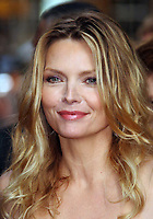 Michelle Pfeiffer, 7-16-07, Photo By John Barrett/PHOTOlink