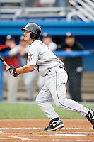 July 19, 2009:  Shortstop Brandon Wikoff of the Tri-City ValleyCats during a game at Dwyer Stadium in Batavia, NY.  Wikoff was taken in the 5th (fifth) round of the 2009 MLB draft.  The ValleyCats are the Short-Season Class-A affiliate of the Houston Astros.  Photo By Mike Janes/Four Seam Images