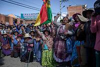 CHOLITAS, THE INDIGENOUS WOMEN IN THE BOLIVIAN TURMOIL (2019)