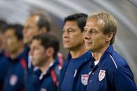 Carson, Ca-Friday Sept. 2, 2011: USA's Head Coach, Jurgen Klinsmann before a 1-0 loss to Costa Rica at the Home Depot Center.