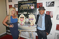 """Gloria Kisel, Clinton H. Wallace<br /> at """"The Brentwood Connection"""" Screening, Raleigh Studios, Los Angeles, 09-20-13<br /> David Edwards/Dailyceleb.com 818-249-4998"""