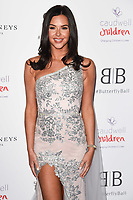 Shelby Tribble<br /> arriving for Caudwell Butterfly Ball 2019 at the Grosvenor House Hotel, London<br /> <br /> ©Ash Knotek  D3508  13/06/2019