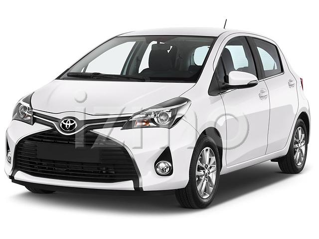 2015 Toyota Yaris Dynamic 5 Door Hatchback