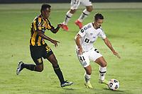 Santos (SP), 04.05.2021 - Santos-The Strongest - O jean mota. Partida entre Santos e The Strongest valida pela fase de grupos da Libertadores da América nesta terça (4) no estadio da Vila Belmiro em Santos.