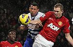 Manchester United v QPR 24.11.2012