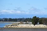 NELSON, NEW ZEALAND - APRIL 5: Covid 19 Lockdown. Sunday 5 April 2020. Motueka, Nelson,New Zealand. (Photo by Chris Symes/Shuttersport Limited)