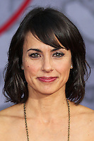 """HOLLYWOOD, LOS ANGELES, CA, USA - MARCH 11: Constance Zimmer at the World Premiere Of Disney's """"Muppets Most Wanted"""" held at the El Capitan Theatre on March 11, 2014 in Hollywood, Los Angeles, California, United States. (Photo by Xavier Collin/Celebrity Monitor)"""
