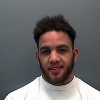 2018 09 14 Blane Nunes jailed at Newport Crown Court, Wales, UK