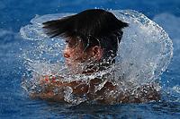 TAI Xiaohu CHN <br /> Platform 10m Men final  <br /> Bolzano 08-07-2018 Lido di Bolzano <br /> 24th Fina Diving Grand Prix <br /> Photo Andrea Staccioli/Deepbluemedia/Insidefoto