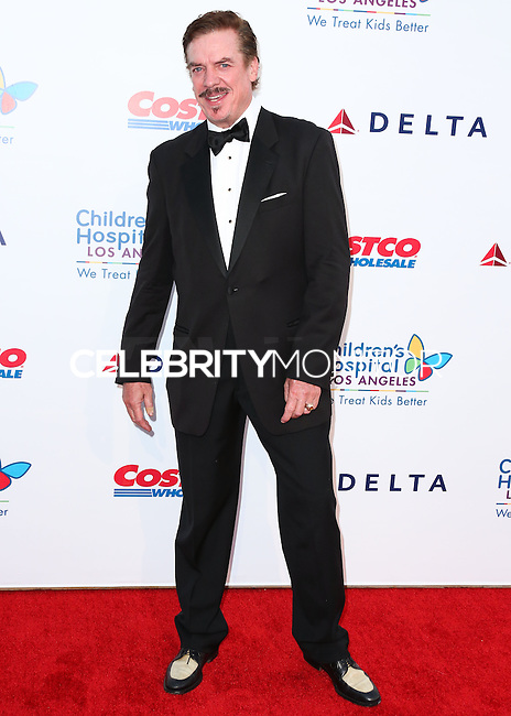 LOS ANGELES, CA, USA - OCTOBER 11: Christopher McDonald arrives at the Children's Hospital Los Angeles' Gala Noche De Ninos 2014 held at the L.A. Live Event Deck on October 11, 2014 in Los Angeles, California, United States. (Photo by Xavier Collin/Celebrity Monitor)