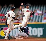 2009-09-05 MLB: Twins at Indians