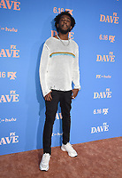 """LOS ANGELES, CA - JUNE 10: Desiigner attends the Season Two Red Carpet event for FXX's """"DAVE"""" at the Greek Theater on June 10, 2021 in Los Angeles, California. (Photo by Frank Micelotta/FXX/PictureGroup)"""