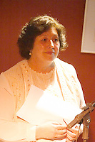 Maria Auxiliadora Carballo President of the Uruguay wine production institute Instituto Nacional de Vitivinicultura INAVI Montevideo, Uruguay, South America