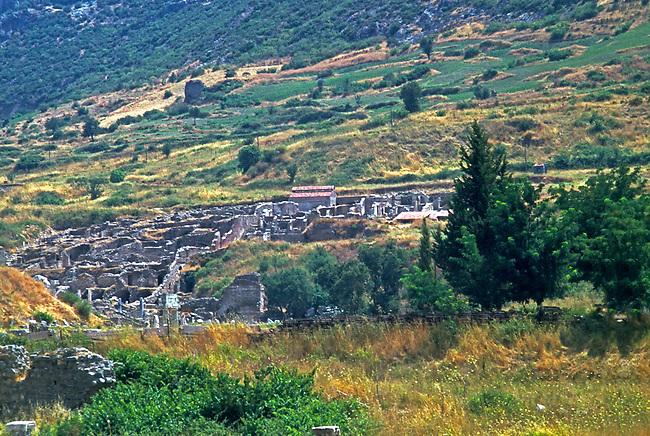 Ephesus, Apartment Building