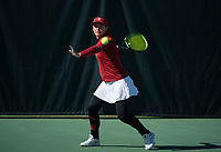 Stanford Tennis W v St. Mary's College, March 16, 2021