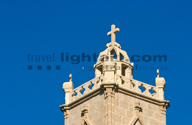 Glockenturm, Bell Tower, Kloster, Monastery of Aya Napa, Agia Napa, Cyprus, Zypern