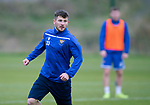 St Johnstone Training…18.10.19<br />Matty Kennedy pictured during training this morning at McDiarmid Park ahead of tomorrow's game at St Mirren<br />Picture by Graeme Hart.<br />Copyright Perthshire Picture Agency<br />Tel: 01738 623350  Mobile: 07990 594431