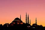 Istanbul - Suleymaniye Mosque