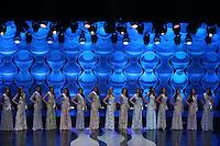 SAO PAULO, SP, 09.08.2014 - MISS SAO PAULO - Candidata a durante Miss Sao Paulo no Auditorio do Anhembi na região norte da cidades e Sao Paulo na noite deste sábado, 09. (Foto: Vanessa Carvalho / Brazil Photo Press).