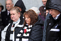 Swansea, UK. Sunday 09 November 2014<br />