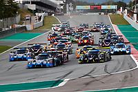 START #37 COOL RACING (CHE) LIGIER JS P320 - NISSAN LMP3 ANTOINE DOQUIN (FRA) / JOSH SKELTON (GBR)