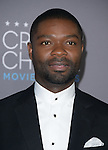David Oyelowo<br />  attends The 20th ANNUAL CRITICS' CHOICE AWARDS held at The Hollywood Palladium Theater  in Hollywood, California on January 15,2015                                                                               © 2015 Hollywood Press Agency