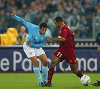 Corradi Lazio<br /> Calcio 2002/2003<br /> Foto Andrea Staccioli/Insidefoto