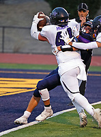 2021 AVHS Varsity Football vs Milpitas at Milpitas High School in Milpitas, CA Friday August 27, 2021. (Photo by Alan Greth AGP Sports)