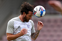 5th September 2020; PTS Academy Stadium, Northampton, East Midlands, England; English Football League Cup, Carabao Cup, Northampton Town versus Cardiff City; Sean Morrison of Cardiff City during the warm up