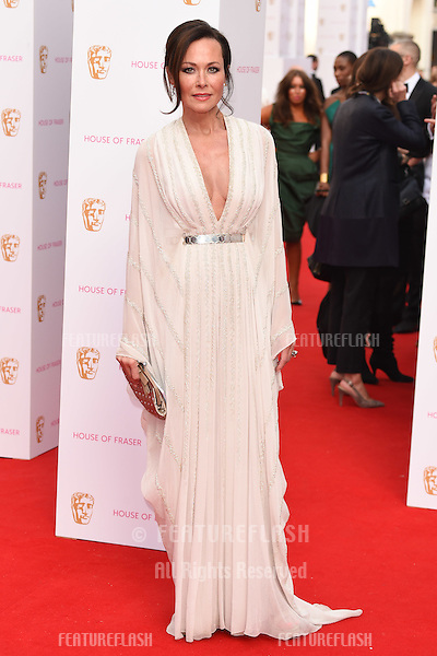 Amanda Mealing<br /> arrives for the 2015 BAFTA TV Awards at the Theatre Royal, Drury Lane, London. 10/05/2015 Picture by: Steve Vas / Featureflash