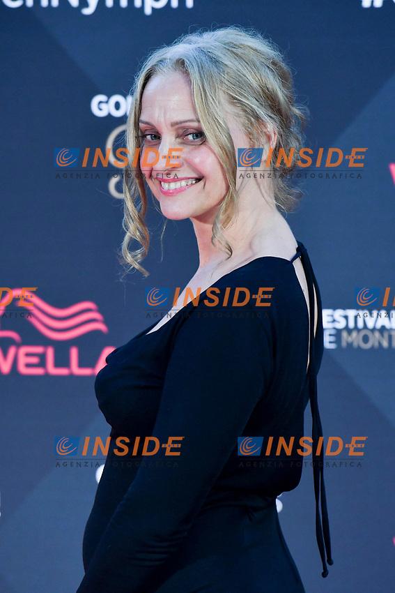 Catherine Flemming<br /> Monaco - 20/06/2017<br /> 57 festival TV Monte Carlo <br /> Foto Norbert Scanella / Panoramic / Insidefoto