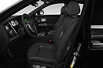 Front seat view of a 2019 Rollsroyce ghostsd1ra Base 4 Door Sedan front seat car photos