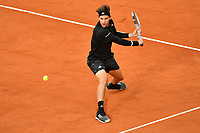 6th October 2020, Roland Garros, Paris, France; French Open tennis, Roland Garros 2020; Dominic Thiem - (Aut)
