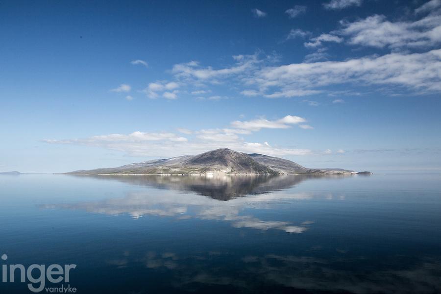 Yttygran reflection