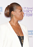 BRENTWOOD, CA - JUNE 11: Actress/singer Queen Latifah arrives at the 15th Annual Chrysalis Butterfly Ball at a private residence on June 11, 2016 in Brentwood, California.
