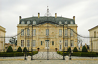 Chateau Labegorce in Margaux. Medoc, Bordeaux, France
