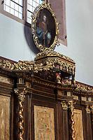 im Kloster Bronnbach bei Wertheim, Baden-Württemberg, Deutschland
