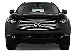 Straight front view of a 2009 Infiniti FX50