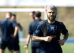 St Johnstone Training…31.08.18<br />Richard Foster pictured during training at McDiarmid Park ahead of tomorrow's game at Hamilton<br />Picture by Graeme Hart.<br />Copyright Perthshire Picture Agency<br />Tel: 01738 623350  Mobile: 07990 594431