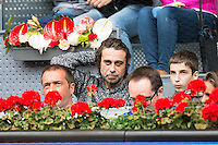 Jordi Molla during Mutua Madrid Open Tennis 2016 in Madrid, May 07, 2016. (ALTERPHOTOS/BorjaB.Hojas) /NortePhoto.com