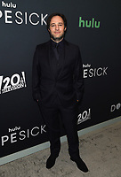 """NEW YORK CITY - OCTOBER 4: Executive Producer Danny Strong attends the red carpet premiere of Hulu's """"DOPESICK"""" at the Museum of Modern Art on October 4, 2021 in New York City. . (Photo by Frank Micelotta/Hulu/PictureGroup)"""